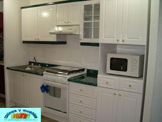 Cocinas y muebles for Fabrica de cocinas integrales economicas