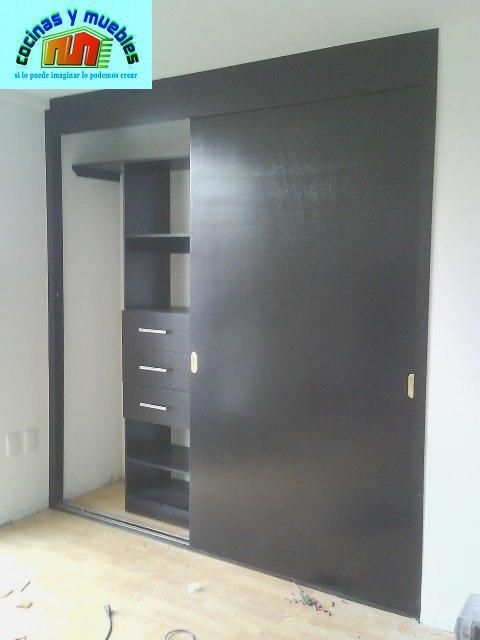 Cocinas y muebles closets cocinas y muebles for Closets y muebles